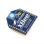 Maxstream 1mW XBee Transceiver Module (chip antennae)