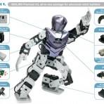 ROBOTIS Bioloid Premium (01-901-0006-300)