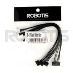 ROBOT CABLE-3P-5P 160MM 5 Peças
