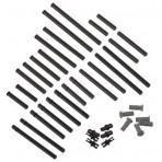 Conjunto Básico de Eixos de Plástico (03-228-3620)