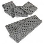 4x Conjunto Básico de Placas (03-228-3504)
