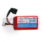 Bateria LIPO 11.1V 1000mA LB-011 (01-903-0143-001)