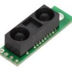 Pololu Carrier + Sensor Analógico de Distância Sharp GP2Y0A60SZLF, 10 – 150cm, 3V (02-2476-0000-000)