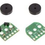 Par de Encoders Magnéticos para Micro Motores, 12CPR