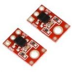 Array de sensor de reflectância QTR-1RC (2 unidades) (02-2459-0000-000)