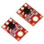Array de sensor de reflectância QTR-1A (2 unidades) (02-2458-0000-000)