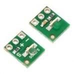 Array de sensor de reflectância QTR-L-1RC (2 unidades) (02-2455-0000-000)