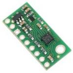 Bússola e Acelerômetro 3D LSM303D com regulador de tensão (02-2127-0000-000)
