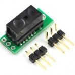 Pololu Carrier + Sensor Digital de Distância Sharp GP2Y0D805Z0F, 5cm