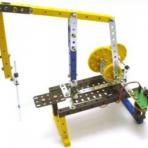 Kit Laboratório de Robótica Escolar 411 e 411 PLUS