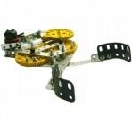 Garra Mecânica 1 eixo de movimento com motorização