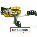Garra Mecânica 1 eixo de movimento sem motorização