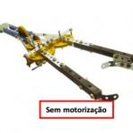 Garra Mecânica 2 eixos de movimento sem motorização