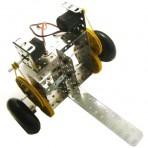 Robô Seguidor de Linha com motorização