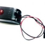 Dispositivo LED vermelho 10 mm