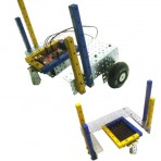 Estrutura mecânica para veículos