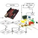 Kit Modelixino 2.6 compatível com Arduino 32 K